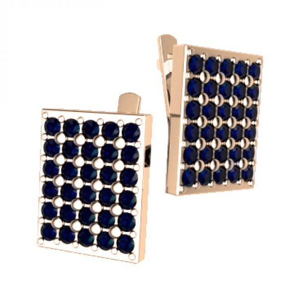 Earrings 40257