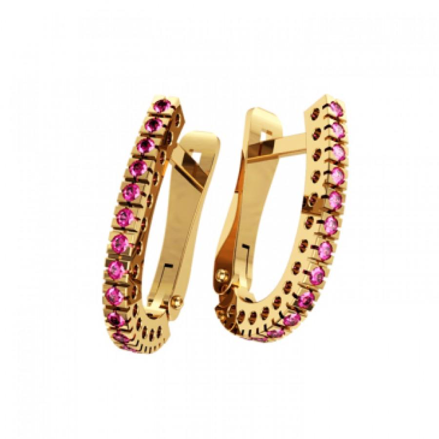 Earrings 40327