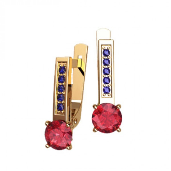 Earrings 40491
