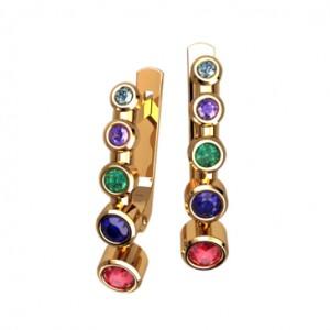 Earrings 40543
