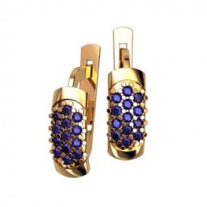 Earrings 40580