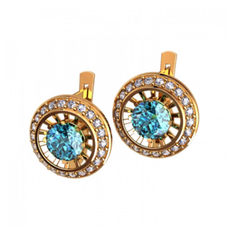 Earrings 40586
