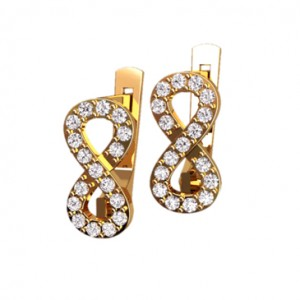 Earrings 40660