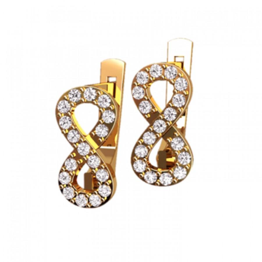 Earrings 40660