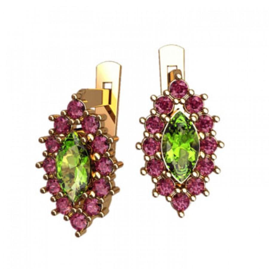 Earrings 40693