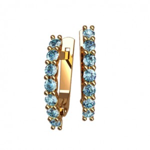 Earrings 40712