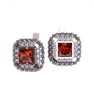 Earrings 40723