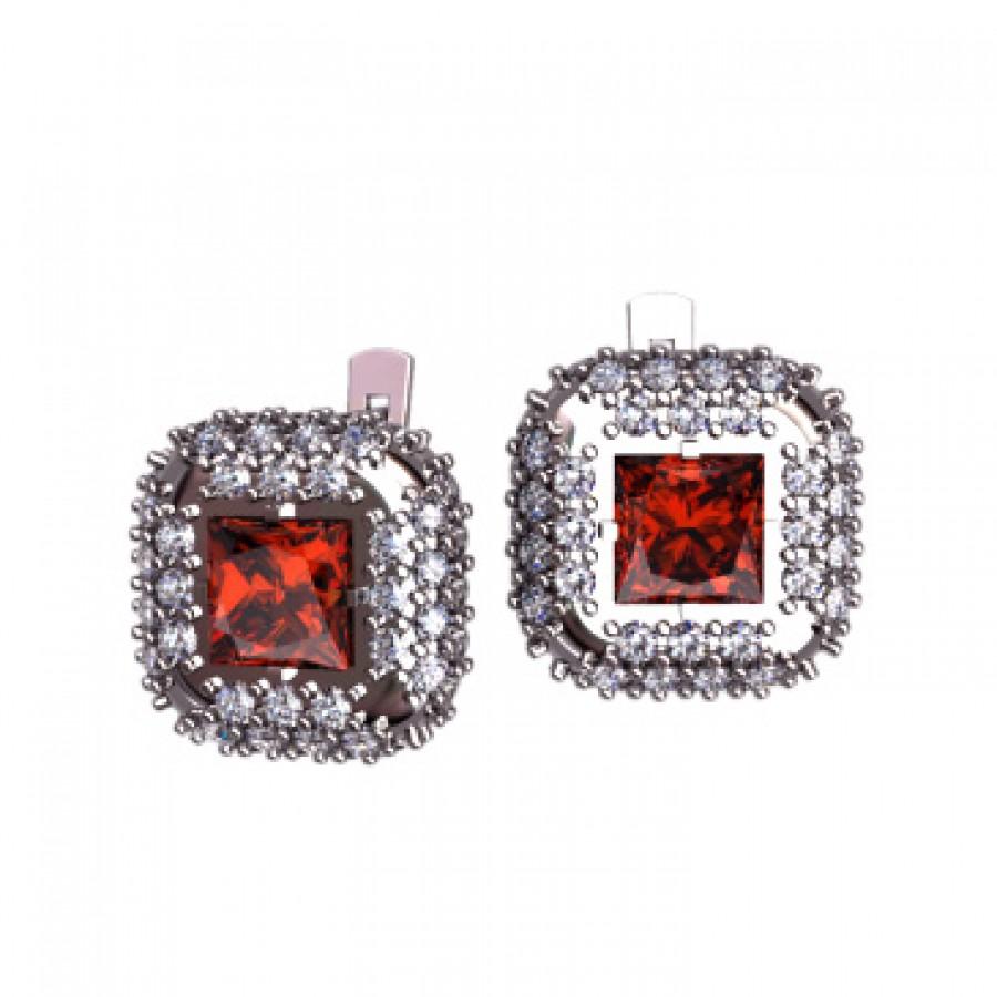 Earrings 40723