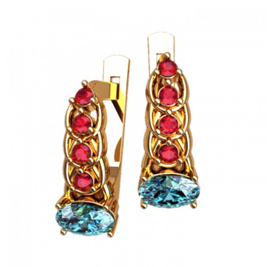 Earrings 40770