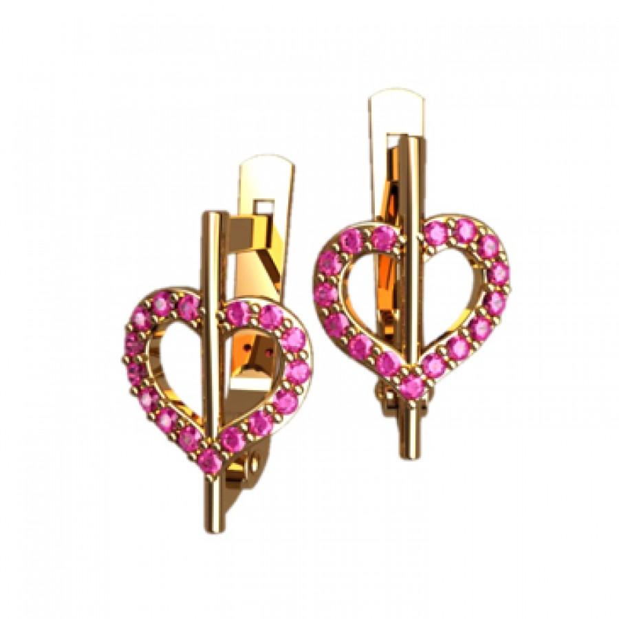 Earrings 40802
