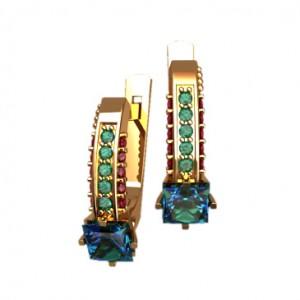 Earrings 40810
