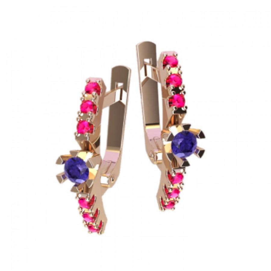 Earrings 40867
