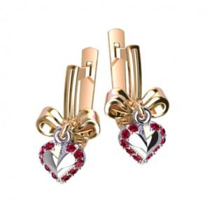 Earrings 40878