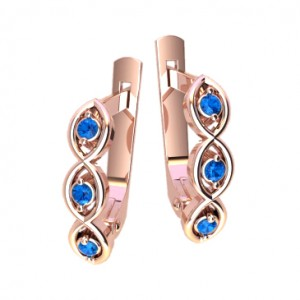 Earrings 40881