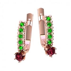 Earrings 40889