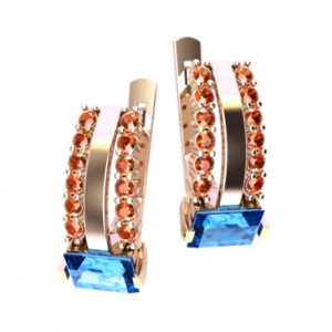 Earrings 40890