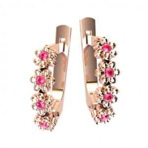 Earrings 40902