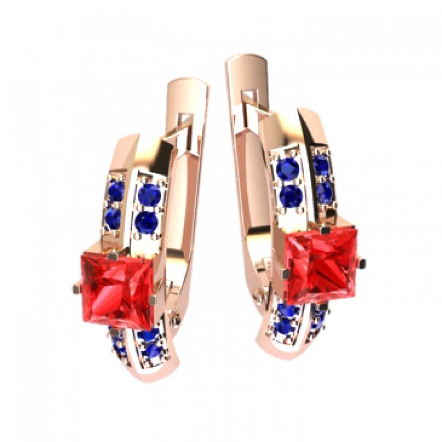 Earrings 40915