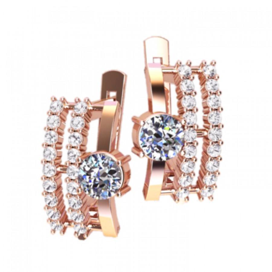 Earrings 40920