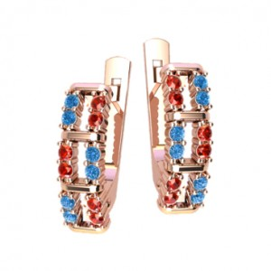 Earrings 40927