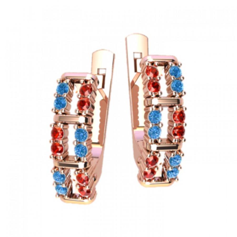Earrings 40927