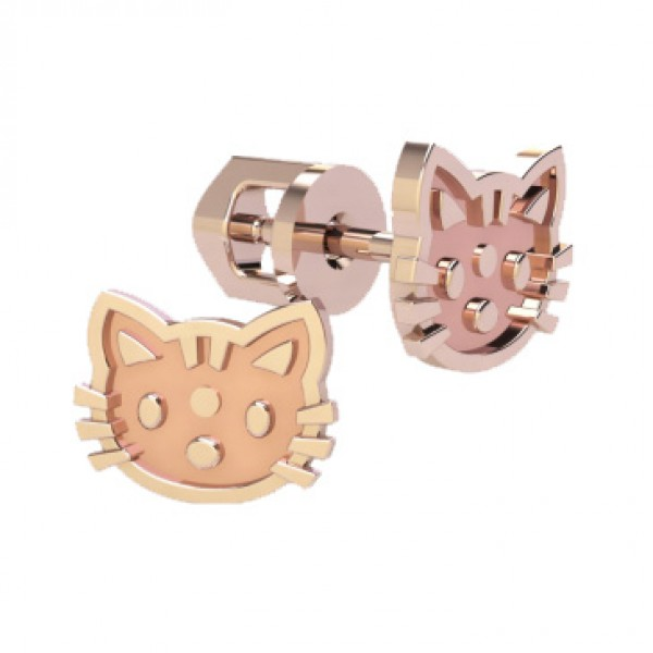 Stud earrings 40973