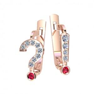 Earrings 40993