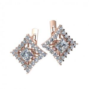 Earrings 41041