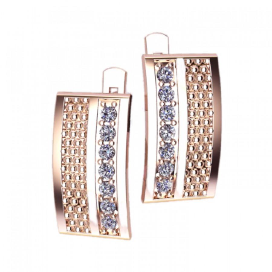 Earrings 41050
