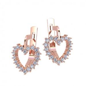 Earrings 41061