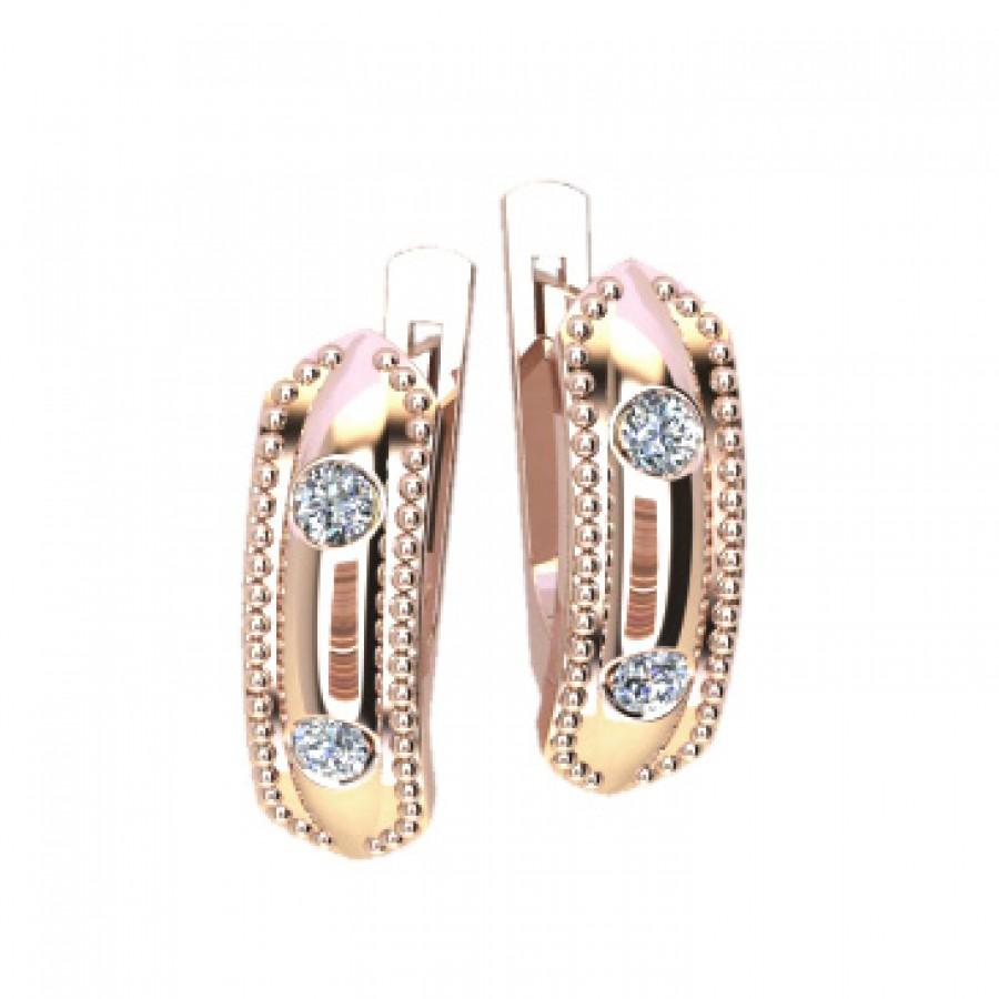 Earrings 41062