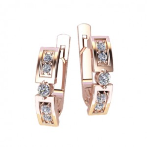 Earrings 41065