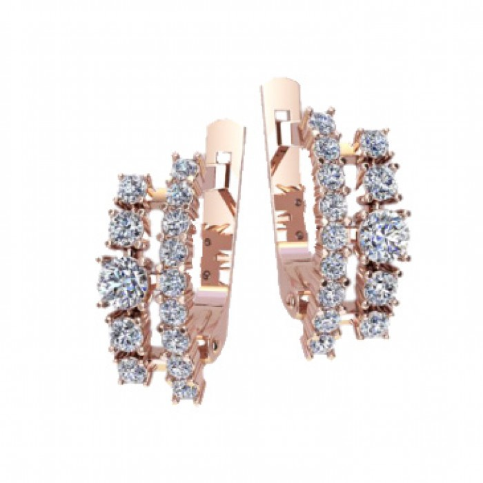 Earrings 41067