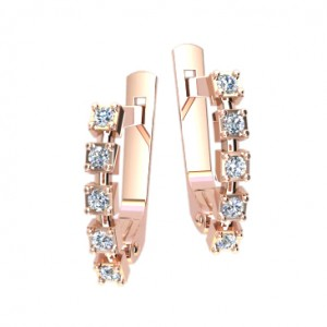 Earrings 41079