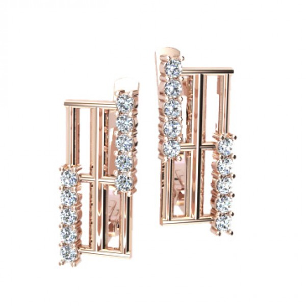 Earrings 41085