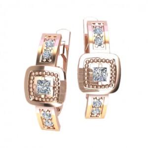 Earrings 41110