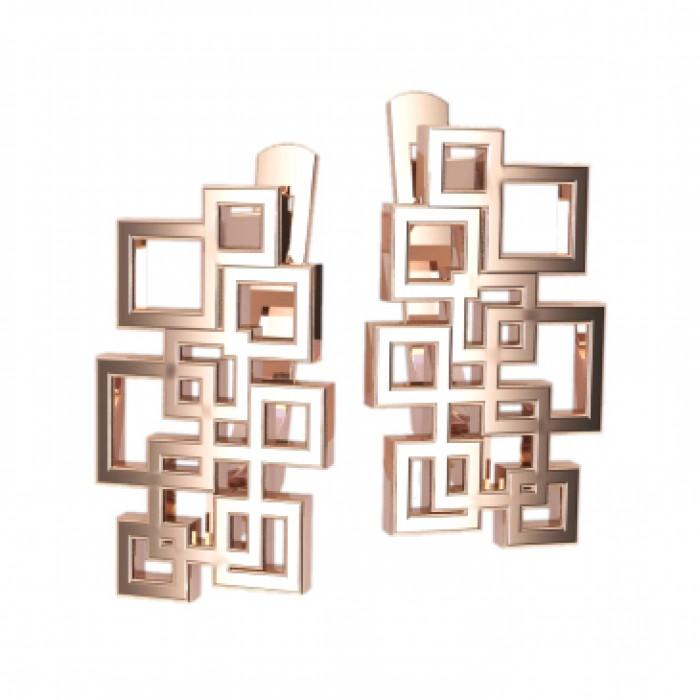 Earrings 41124
