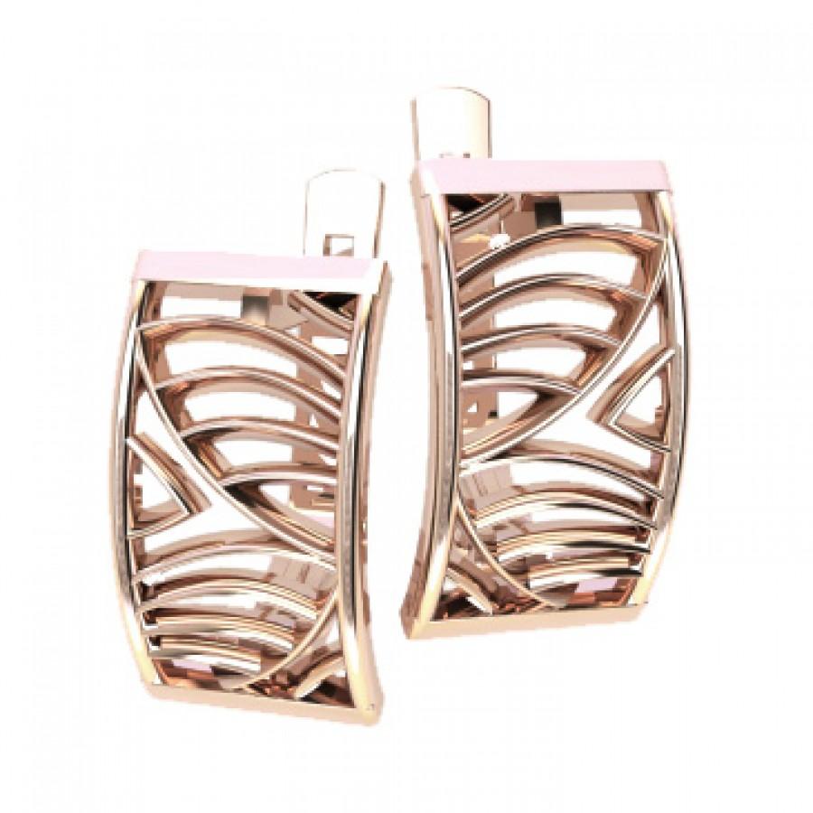 Earrings 41175