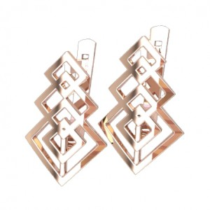 Earrings 41203