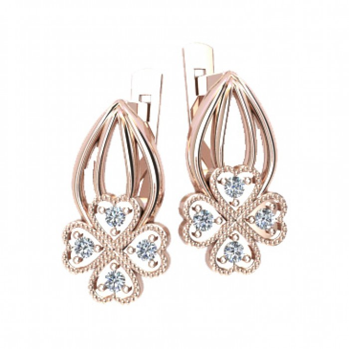 Earrings 41210