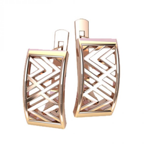 Earrings 41261