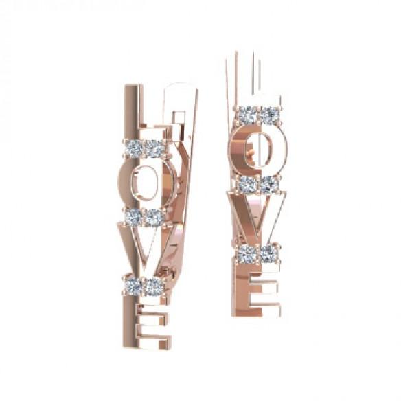 Earrings 41270