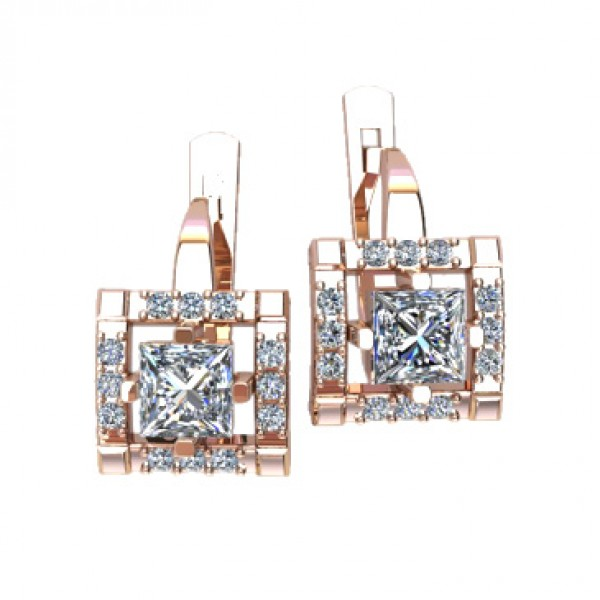Earrings 41275