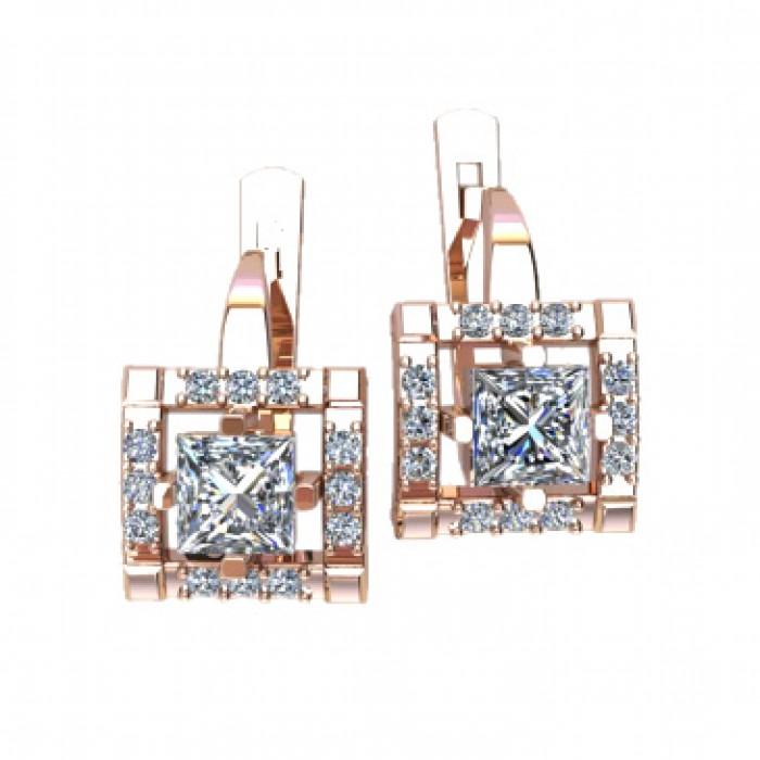 Earrings 41275