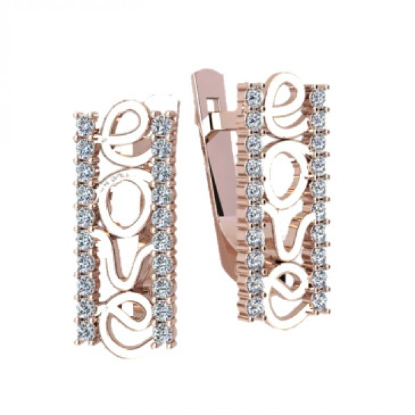 Earrings 41279