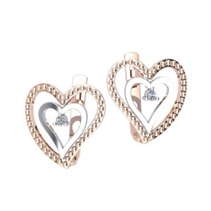 Earrings 41283