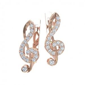 Earrings 41320