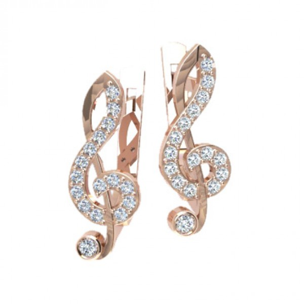 Earrings 41320