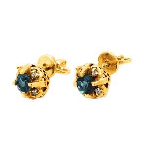 Stud earrings 3102e