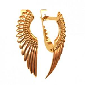 Earrings 110065
